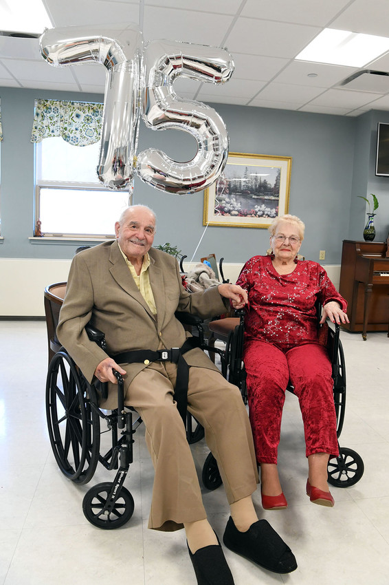 staten island couple celebrates 75 years of marriage