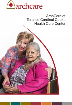 download brochure for ArchCare at Terence Cardinal Cooke Health Care Center
