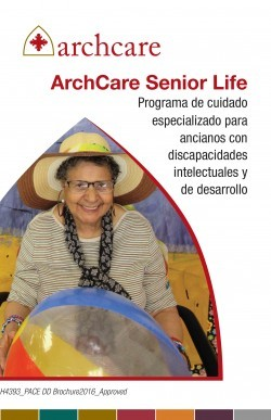 ArchCare PACE brochure (spanish)