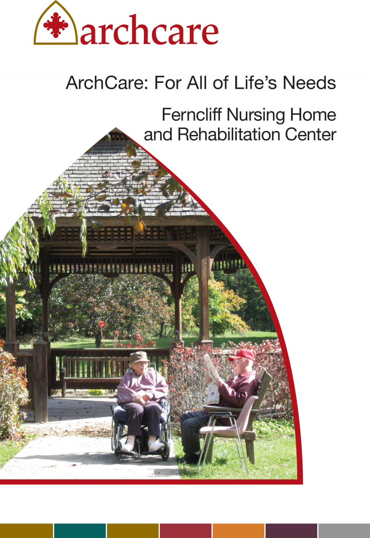 download brochure for ArchCare at Ferncliff