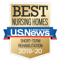 Mary Manning Walsh top nursing home 2020.