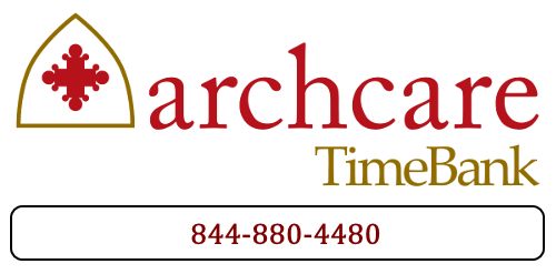 ArchCare timebank, call us at 844-880-4480