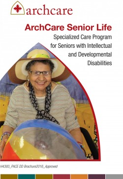 ArchCare PACE brochure