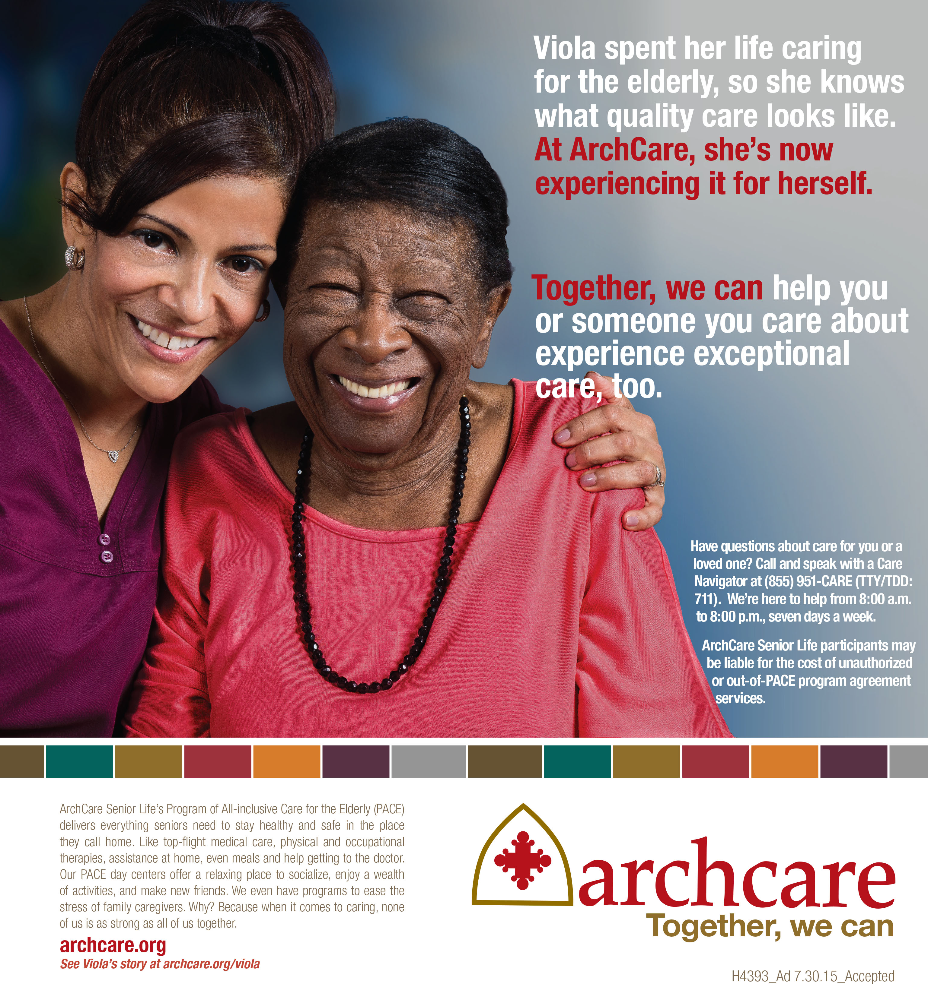 Can your elderly grandparents qualify for the PACE program?
