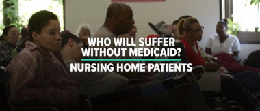 suffering nursing home patients