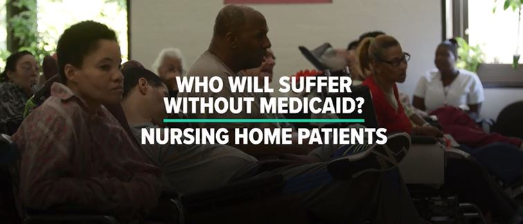 suffering nursing home patients
